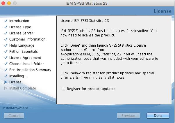 Mac os x installation of spss 23 on private mac computers skjermbilde 2016 04 12 kl 123138g platinumwayz