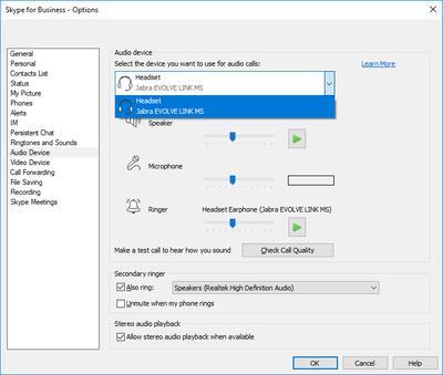 Lydinnstillinger for PC – ithjelp