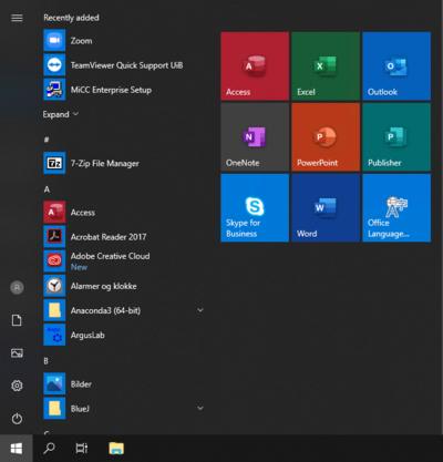 Oppgradering til Windows 10 – ithjelp